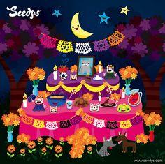 Feliz Dia de Muertos   Los Seedys celebramos este día honran…   Flickr