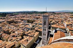 View from the roof of Duomo in Florence Perfect Image, Perfect Photo, Love Photos, Cool Pictures, Places To Travel, Places To Visit, Paris Skyline, City Photo, At Least