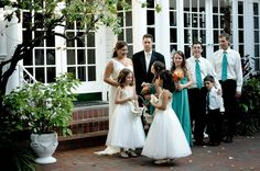 Fortier Wedding at The Veranda Restaurant, 2122 Second Street, Fort Myers, FL 33901