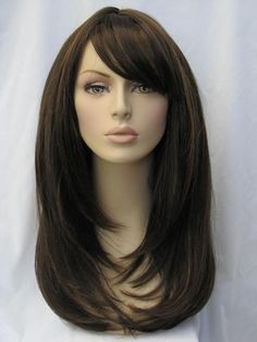 long hair style cut - Google Search