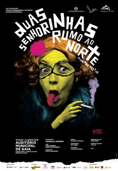 posters for cultural themes by joao cesar nunes, via Behance