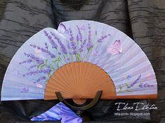 @todo color: Lavanda 2.0 Hand Fan, North America, Color Lavanda, Home Appliances, 2000s, Painted Fan, Hand Fans, Hands, Colors