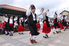 Danzas y bailes asturianos - EnjoyAsturias
