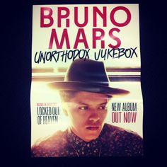 Bruno Mars - Unorthodox Jukebox is OUT NOW!