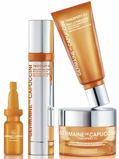 Germaine de Capuccini Vitamine C+  Renew you skin and bring life to it