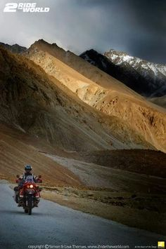 #AdventureDefined - Where is your next #adv #ride taking you? Check out www.LongWayRider.com and start planning today!