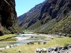 Znalezione obrazy dla zapytania Nor Yauyos-Cochas