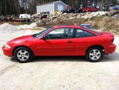 2000 Chevrolet Cavalier Coupe bought Brand Spanking New and it has over 150K miles. Love my little car.