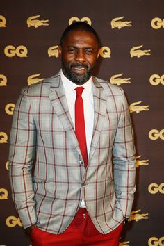 the Jasmine Brand: Idris Elba Makes Salt & Pepper Sexy, 50 Cent Gets Partially Suited + More Celeb Stalking