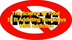 The Science Of Food Is It Addicting Nowadays | MSG Addiction  #addiction #foodporn #food #bingeeating #weightloss #overeating #foodaddiction #obesity #health #hippievsjock #nutrition