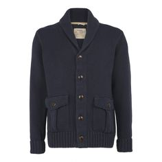 Gant - CRISPY COTTON SHAWL JACKET