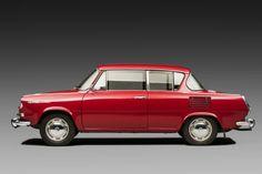 Škoda 1100 MBX de Luxe (723) '09.1968–08.1969 Audi, Porsche, Car Photos, Car Pictures, Vintage Cars, Antique Cars, Bus Engine, Volkswagen, Impression Poster