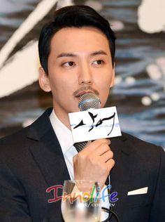 "[News ✮ 2013] キム・ナムギル Kim Nam Gil 김남길 ""My biggest rival is Kim Nam-Gil of 'Bad Guy'"" ~ KimNamGilStory"