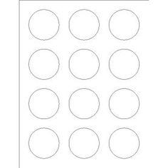 For those cute printable circles i downloaded and forgot to find out free avery templates easily customize your product labels mailings gift labels saigontimesfo