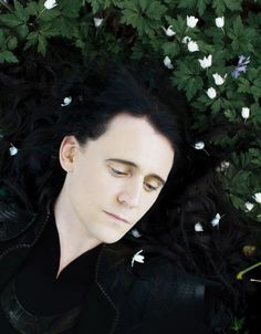 Tranquil Loki. A really beautiful photo manip. I have no idea where it comes from, but wow.