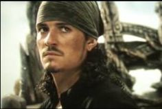 Captain Will Turner...that moment in At World's End when he rises out of the water as captain of the Flying Dutchman..he almost maybe me flip from Jack to Will.