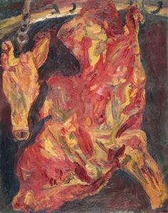 Side of Beef and Calf's Head | Musée de l'Orangerie