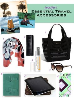 Luxury Travel Essentials #luxetravel