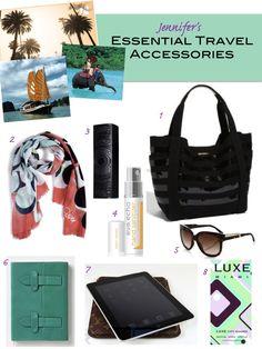 Luxury Travel Essentials #luxetravel
