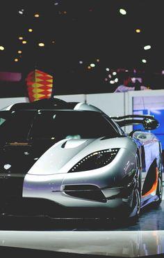 Koenigsegg Agera One-1