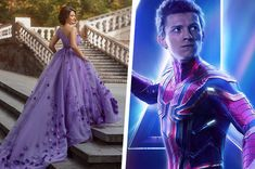 Choose Some Dresses And We'll Reveal Which Marvel Character Is Taking You To Prom Next Year