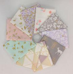 Violet Craft - Brambleberry Ridge - 10 Fat Quarters : Sew Modern
