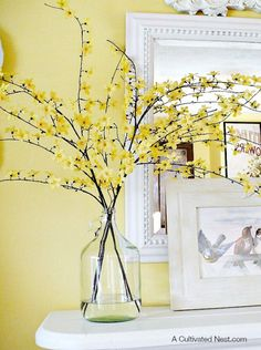 ~Forsythia's Yellow Cottage~