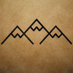 Tattoo mountain snowboard posts ideas for 2019 - Tattoo mountain snowboard posts ideas for 2019 - Trendy Tattoos, New Tattoos, Small Tattoos, I Tattoo, Cool Tattoos, Tatoos, Shane Tattoo, Geometric Mountain Tattoo, Tattoo Mountain