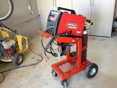Homemade welding cart ideas needed - Ford F150 Forum - Community of Ford Truck Fans
