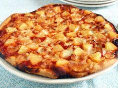 Pizza Hawaïenne #pizza #qooq