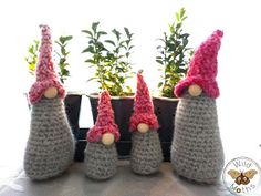 Wildmoths Handcrafted Creations: Gnome Crowd