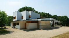 Maison Louis Carré. Alvar Aalto. Bazoches- sur- Guyonne, France. 1957-60