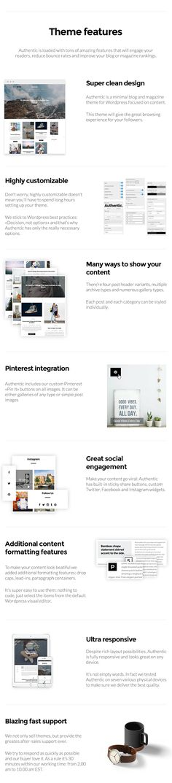 Lifestyle WordPress Theme that looks really nice