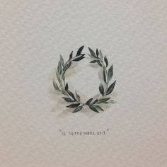Day 253 : An olive wreath - the ancient award for Olympic champions. For the sake of a dream.