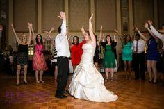 #Adolphus, #Dallas, #Reception, #Purple, #Dancing #YMCA
