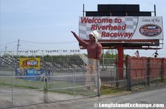 Riverhead Raceway - Long Island, New York Long Island Ny, A Decade, Back In The Day, Childhood Memories, Growing Up, The Neighbourhood, New York, Racing, America