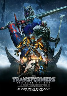 Another poster for Transformers: The Last Knight has surfaced online. The poster features new poses for Optimus Prime, Bumblebee and Megatron behind Transformers Decepticons, Transformers Film, Transformers Collection, Transformers Characters, Transformers Bumblebee, Michael Bay, Last Knights, Movie Wallpapers, Iphone Wallpapers