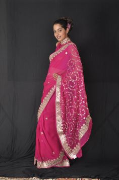Fascinating colors inspired from our culture enriched with attractive handwork.