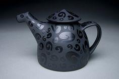 Spiral Teapot by ewrempe, via Flickr