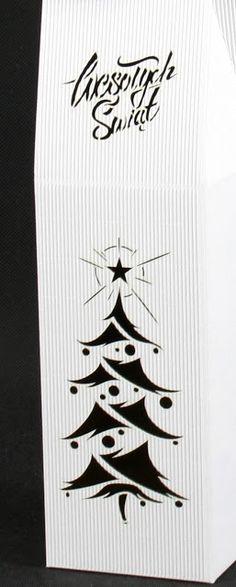 Pudełko na wino świąteczne Boże Narodzenie