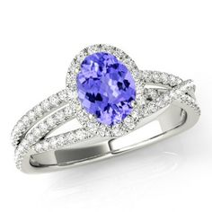 tanzanite engagement rings tiffany - 640×640