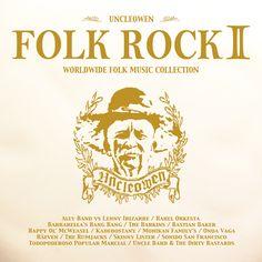 V.A. FOLK ROCK 2 タワーレコード限定発売!お祭り音楽コンピレーション第2弾! 総参加メンバー110人超!使用楽器85種以上!更ににぎやかになった世界の村祭り!