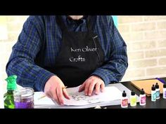 Lesson | Happy Crafting | Blitsy  Ken Oliver Color Burst