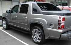 Chevy Avalanche Accessories