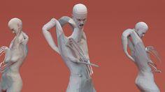 De Nederlandse animator Mike Pelletier heeft wat voer voor je nachtmerries | The Creators Project