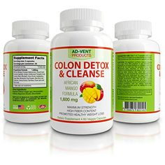 Colon Detox & Cleanse,Detoxifies and Cleanses Parasites,Waste Toxin Capsules and Promotes Digestive System for your Bowel. Ad-vent Products http://www.amazon.com/dp/B0124JU4MI/ref=cm_sw_r_pi_dp_Xad5wb14YNVGM