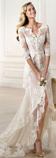 Pronovias Wedding Dress 2014