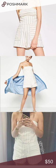 Zara brand new jumpsuit Bloggers favorite Zara Dresses