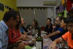 Cena literaria con Ariel Bermani Viernes 10 de abril