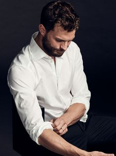 Jamie Dornan On Off-Screen Life And On-Screen Sex: 'You Put Everything In A Wee Bag' - GQ